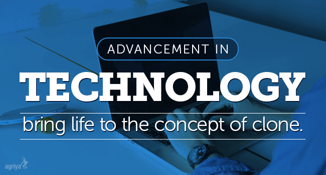 advancement in technology