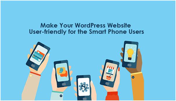 make wordpress site mobile friendly