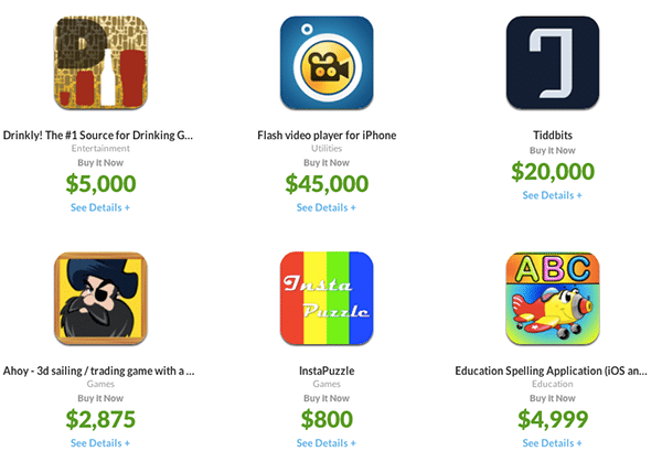 Paid Apps