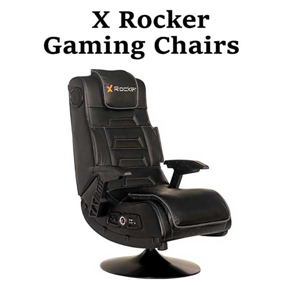 x rocker gaming chairs review